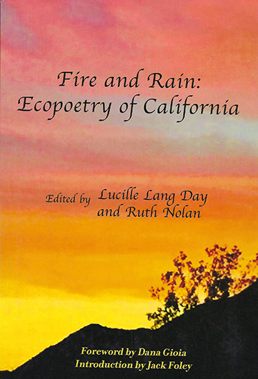 Book cover of Fire and Rain